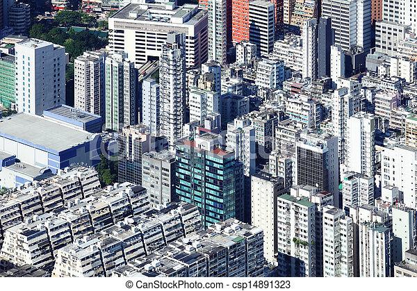 Residential building - csp14891323