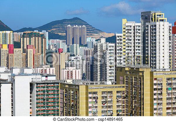 Residential building - csp14891465