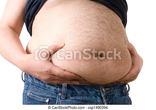 big fat belly - csp1490394