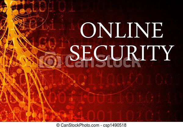 Online Security - csp1490518