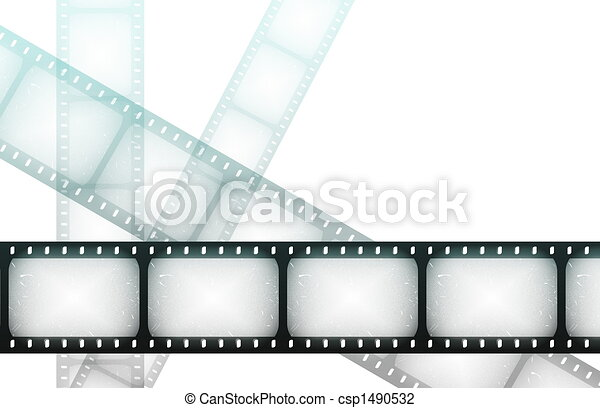 Movie Night Special Reels - csp1490532