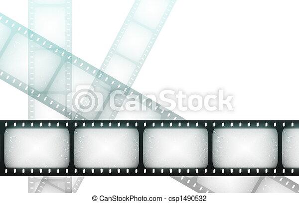 Movie Night Special Reels - csp1490532