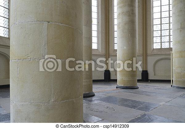 church interior - csp14912309