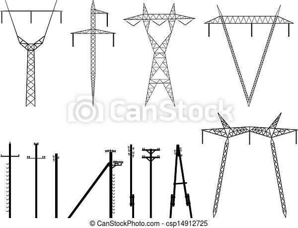 Electrical Tower 2390731 as well Ac Circuit Problems And Solutions further Portion Truss Shown Represents Upper Part Power Transmission Line Tower Given Loading Dete Q1256144 likewise Search besides Grounding Tower Elementstransmission System Grounding. on transmission line tower