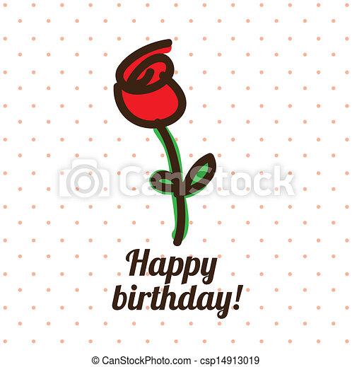 happy birthday - csp14913019