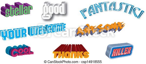 Clip Art Clip Art Words words vector clipart illustrations 168768 clip art encouragement clipart