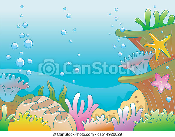 Underwater - csp149200...