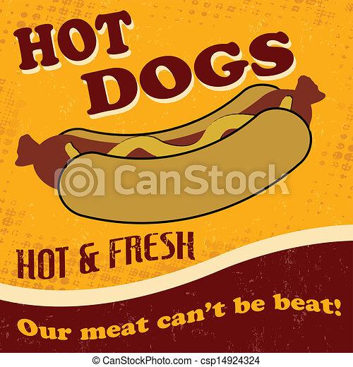 Hot Dog Graphics Free