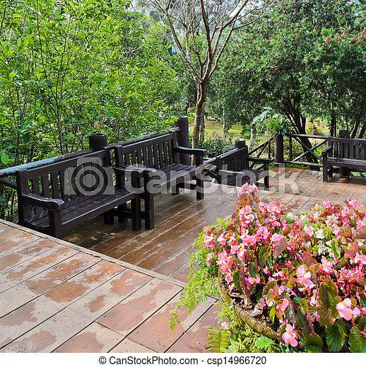 archivi fotografici di giardino panca per restocsp14966720 cerca archivi di foto foto. Black Bedroom Furniture Sets. Home Design Ideas