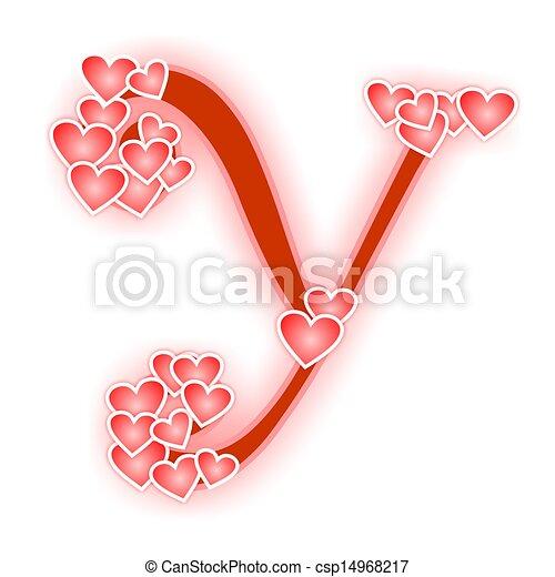 y letter images love - photo #48
