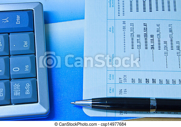 Accounting - csp14977684