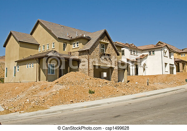 Residential Construction - csp1499628