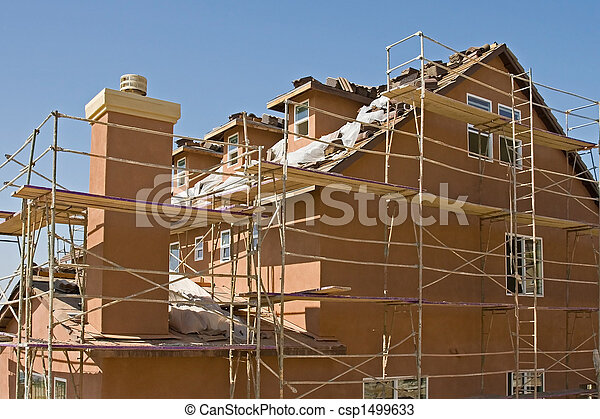 Residential Construction - csp1499633