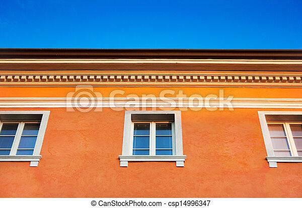 Maison bleu ciel simple cuisine mur bleu ciel pour le mur - Ma maison bleu ciel edf ...