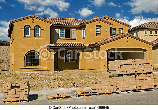 Residential Construction - csp1499645