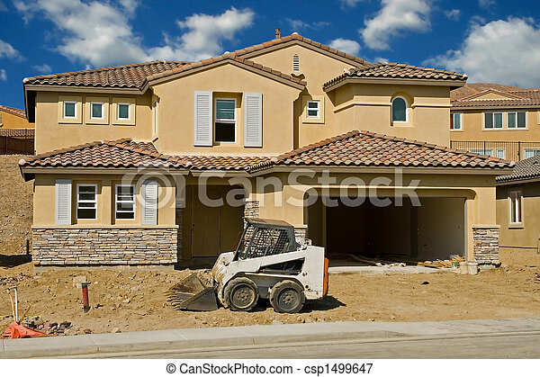 Residential Construction - csp1499647