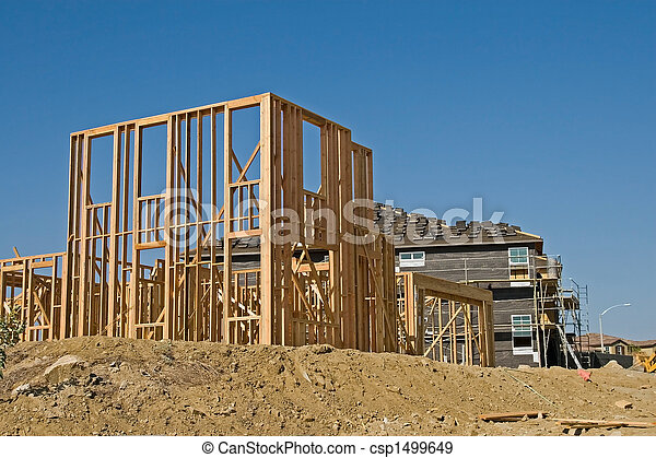 Residential Construction - csp1499649