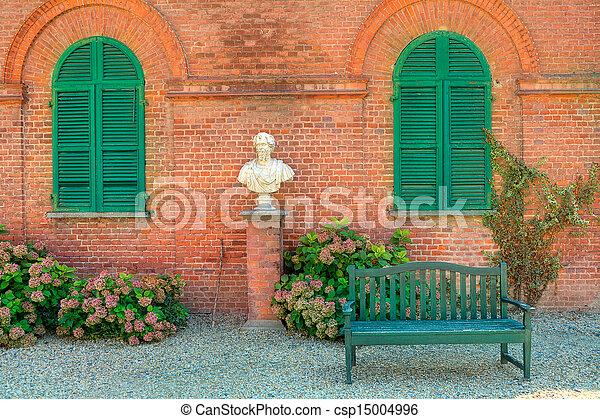 Archivi fotografici di legno casa italia panca fronte for Piani di casa di 4000 piedi quadrati