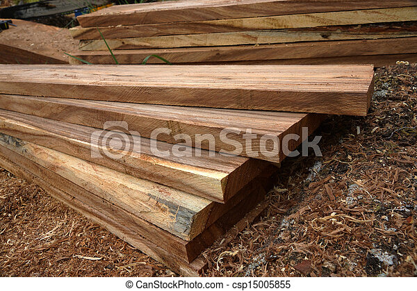 Wood for the furniture industry.