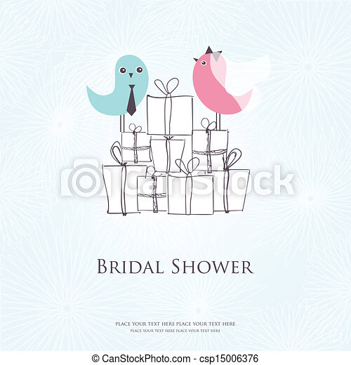 Bridal Shower Icon Bridal Shower Invitation With