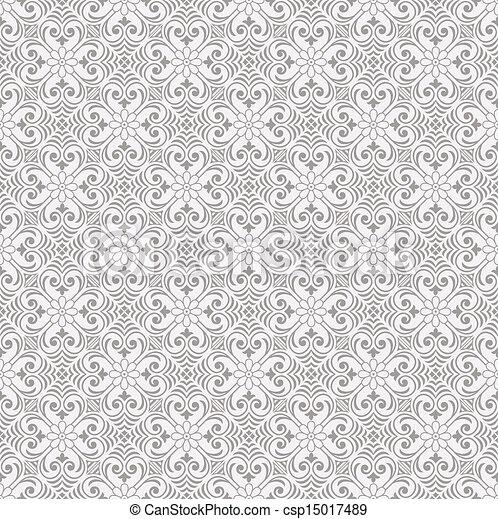 vecteur de seamless traditionnel papier peint seamless csp15017489 recherchez des. Black Bedroom Furniture Sets. Home Design Ideas