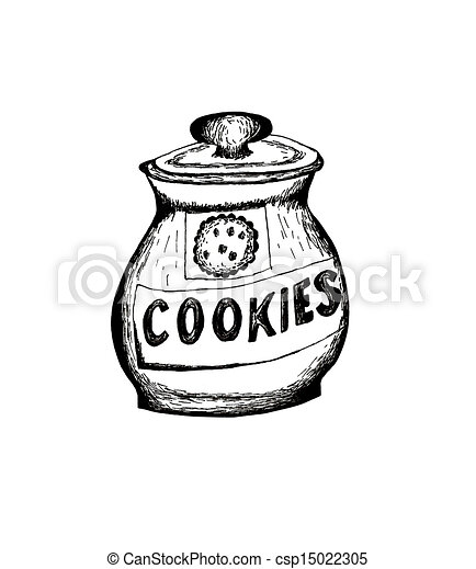 Cookie jar Stock Illustrations. 188 Cookie jar clip art images and ...