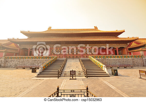 Forbidden City - csp15032963