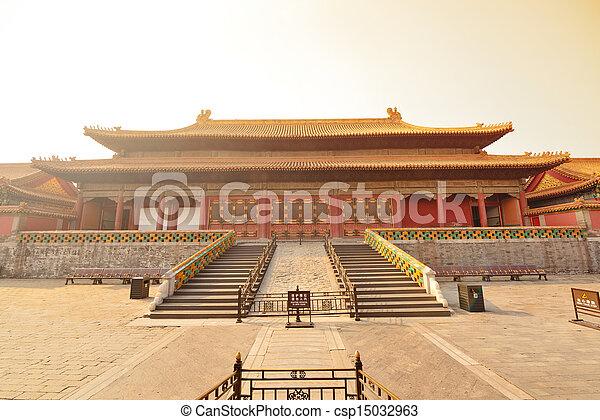 Forbidden City - csp15032963