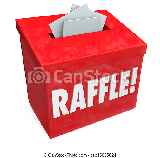 Roll Of Raffle Tickets Clipart