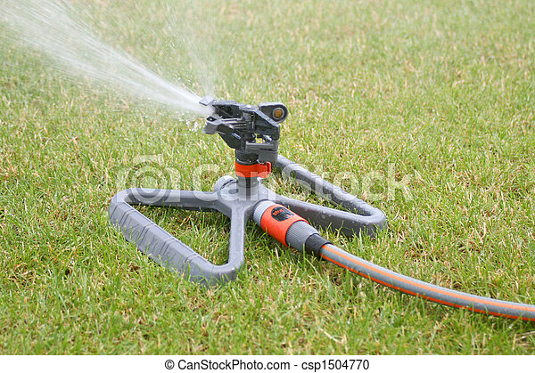 Lawn sprinkler - csp1504770