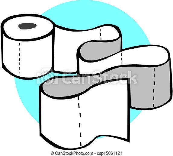 vector illustration of toilet paper rolls toilet paper rolls csp15061121 search clipart. Black Bedroom Furniture Sets. Home Design Ideas