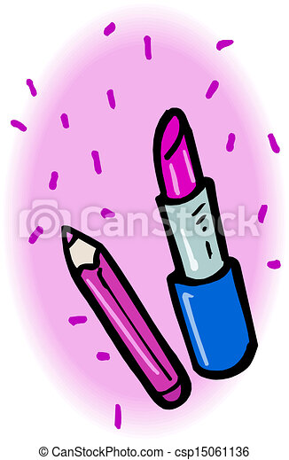 Makeup objects - csp15061136