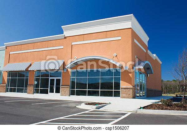 corner retail store - csp1506207