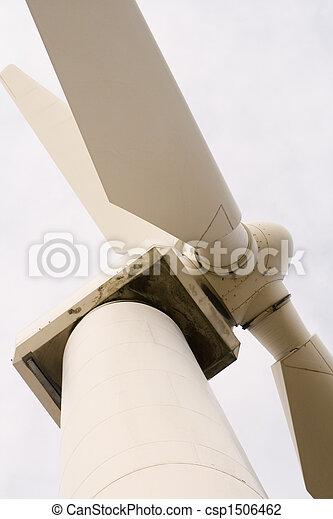 Windfarm Wind turbines Eco power - csp1506462