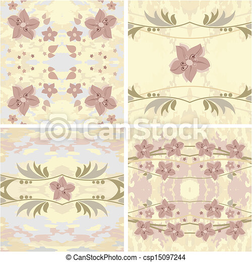 seamless backgrounds - csp15097244