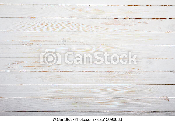 Pictures Of Vintage White Wooden Table Background Top View Csp15098686