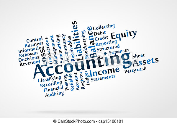 Accounting - csp15108101