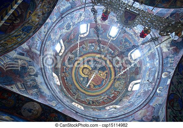 Monastery of Saint Naum, Sveti Naum - csp15114982