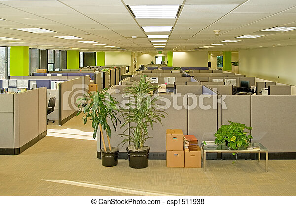 Office Spaces - csp1511938