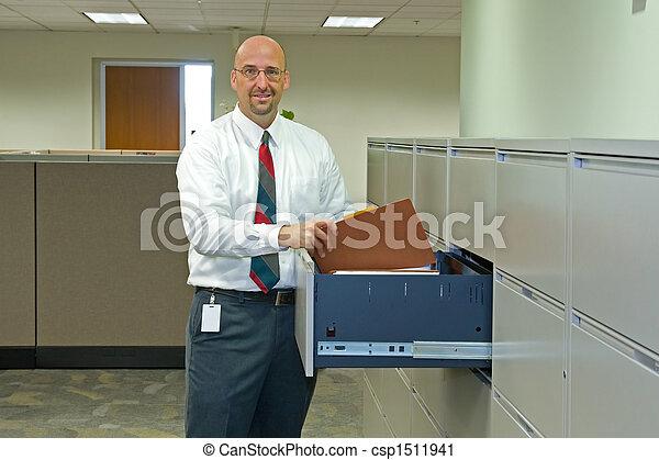 Corporate Office Employee - csp1511941