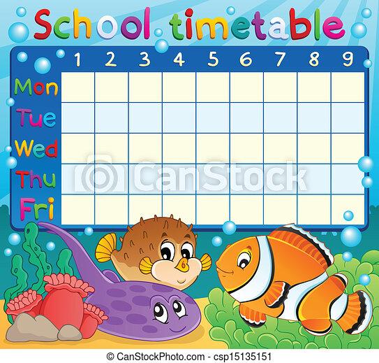 School Timetables uk School Timetable Theme Image 6