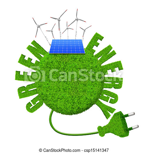 Green energy concepts - csp15141347