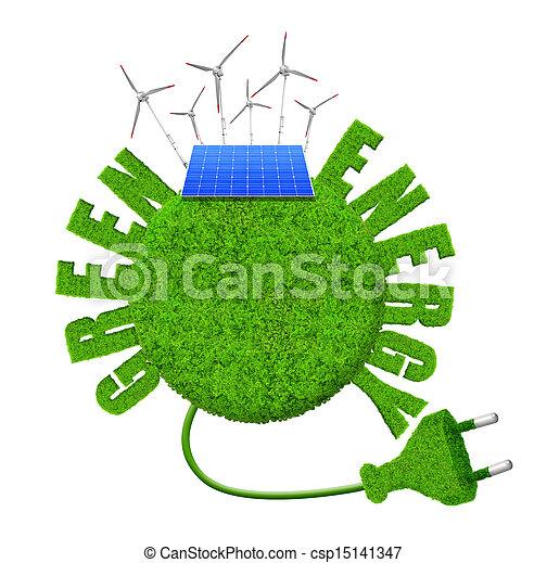Green energy concepts - csp15141347