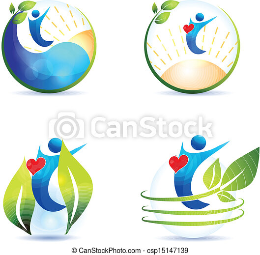 Heart In Puzzle Pieces Icon Stock Illustration