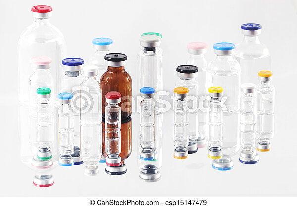 Pharmaceutical vials - csp15147479