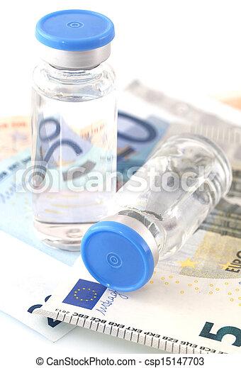 Pharmaceutical cost - csp15147703