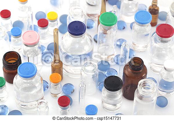 Pharmaceutical vials - csp15147731