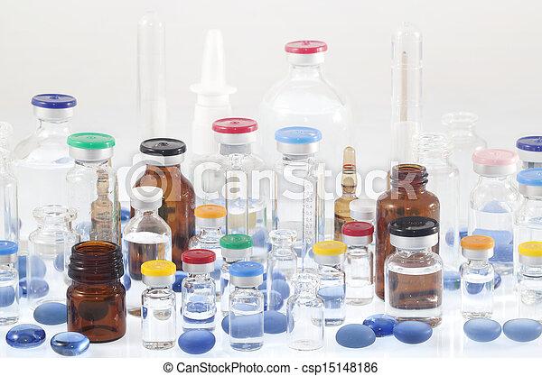 Pharmaceutical vials - csp15148186