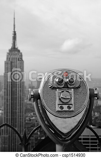 empire state building - csp1514930