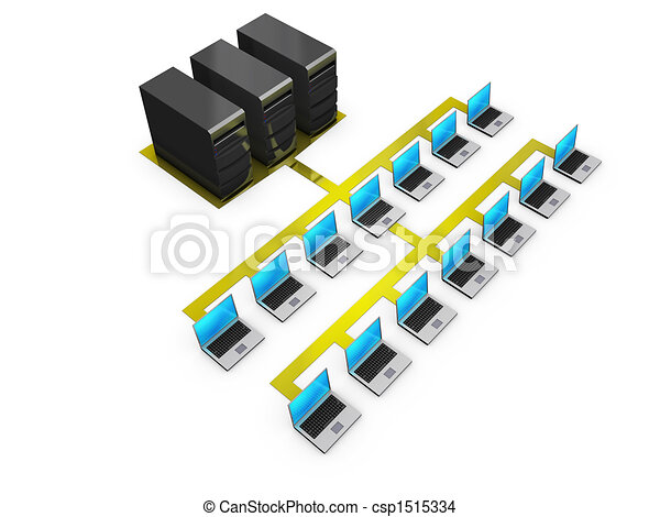 notebooks connected to servers - csp1515334
